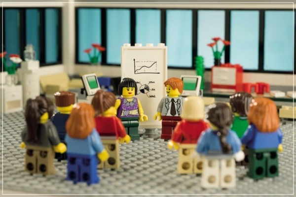 Change Management Lego Workshop